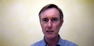 Dr Charles Hoffe. Foto: egen webbkamera