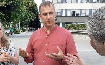 Johan Bergendorff. Foto: NewsVoice