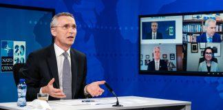 NATO Secretary General Jens Stoltenberg. Pressfoto: NATO
