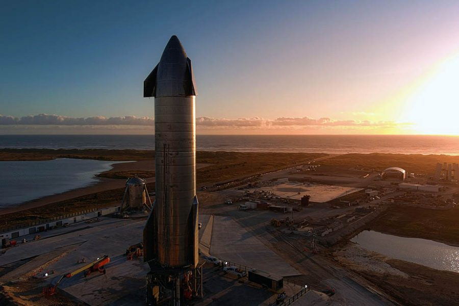 Starship. Foto: SpaceX.com
