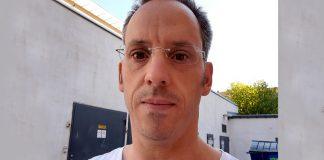Sven Valerio. Foto: selfie