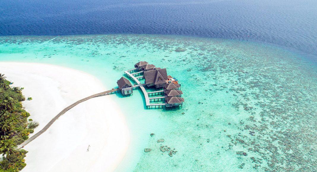 Kihavah Huravalhi Island Baa Atollen, Maldiverna. Foto: Ishan. Licens. Unsplash.com