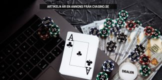 Spela på online casino