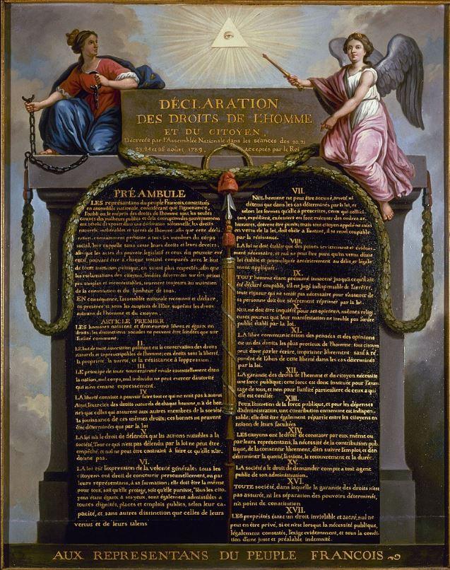 Déclaration des Droits de L
