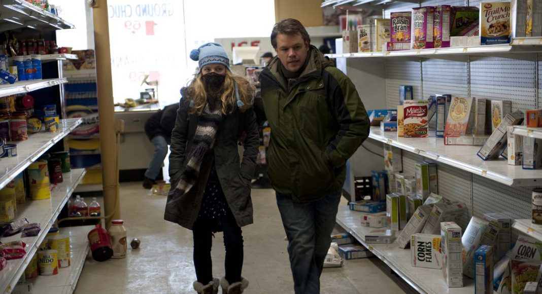 Contagion, 2011. Filmbild: Warner Bros.