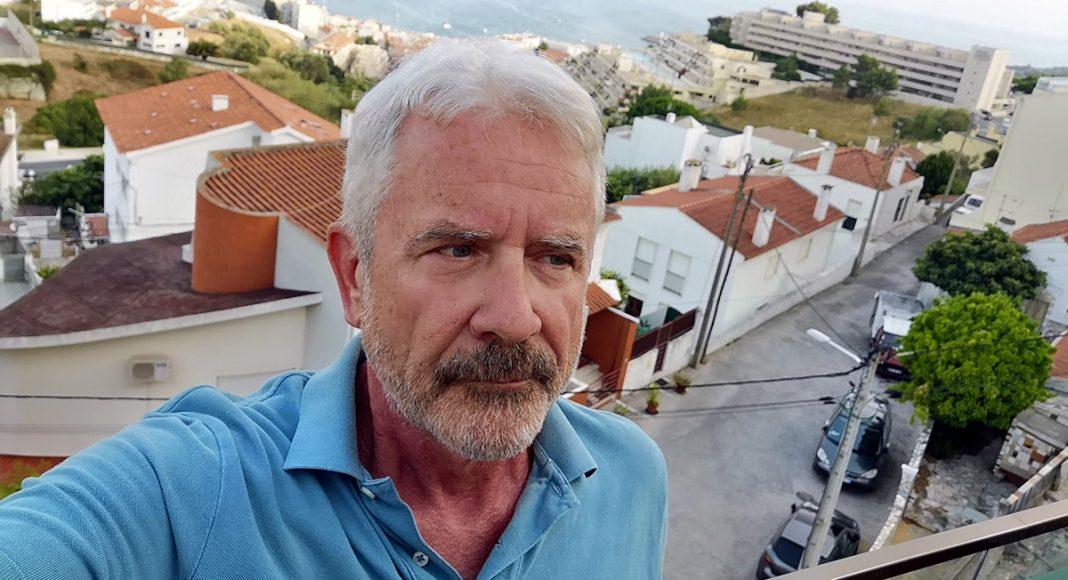 Jan Norberg, 10 juli 2021, selfie