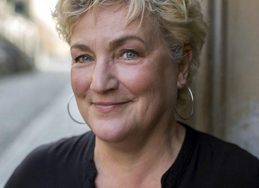 Lena Losciale. Pressfoto: Karin Björkegren Jones