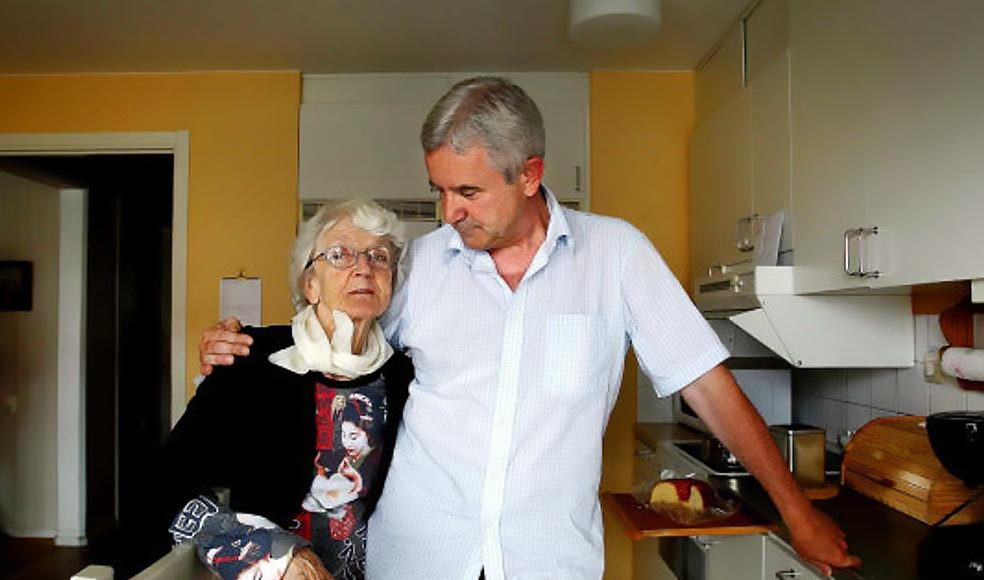 Mariana och Jan Norberg 2011 - Foto: ST.nu