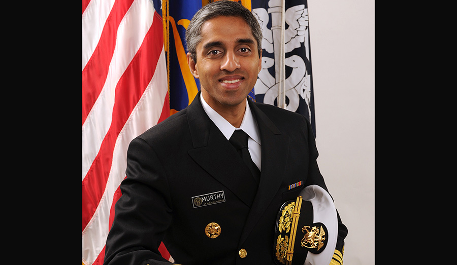 Vice Admiral Vivek H. Murthy, USPHS 19th Surgeon General of the United States
