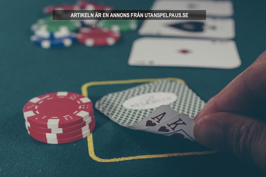 Utlädska casino. Foto 1020852 Licens: Pixabay