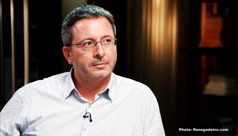 Dr Piers Robinson. Foto: Renegadeinc.com
