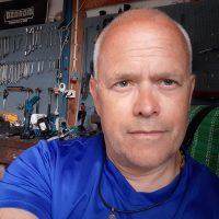 Torbjörn Sassersson, 23 juli 2021 - selfie