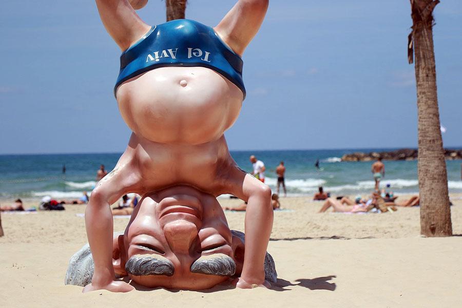 USA avråder amerikaner från att resa till Israel, Israel. Foto: Orna Wachman