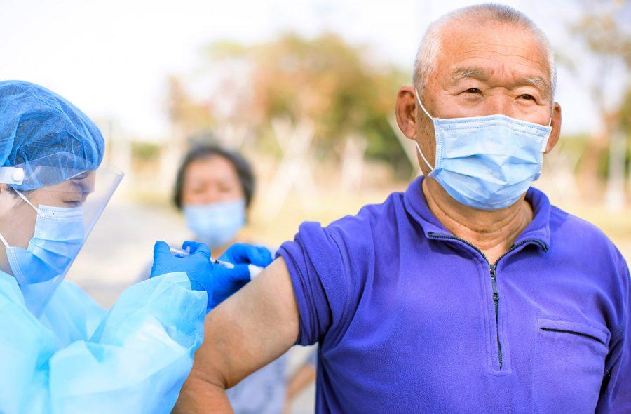 Temabild: Covidvaccinering i Japan. Foto: Tom Wang. Licens. Shutterstock