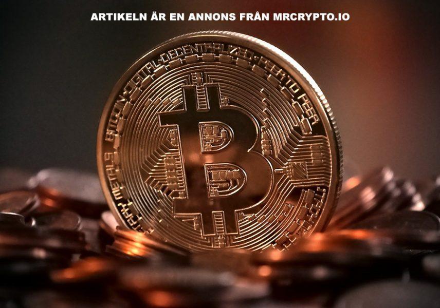 Intresset för kryptovalutor fortsätter öka i Sverige. Foto: Michael Wuensch. Licens: Pixabay.com