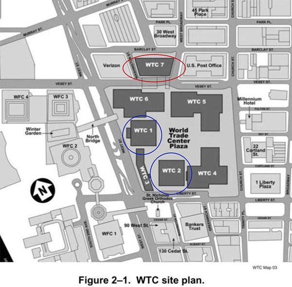 World Trade Center komplexet.