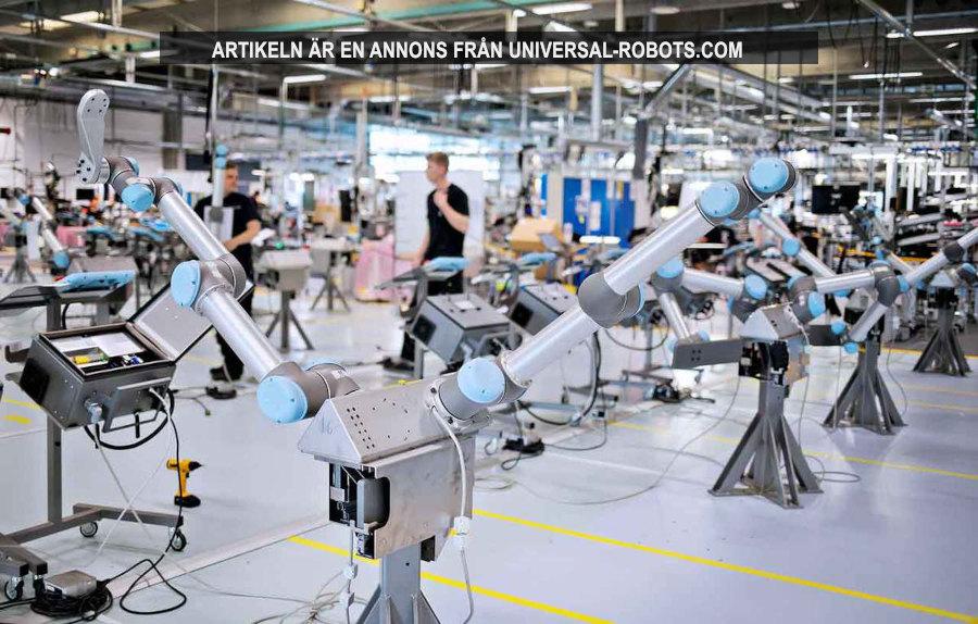 Industrirobotar
