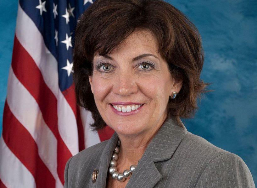 New Yorks guvernör Kathy Hochul. Foto: US Congress. Licens: public domain