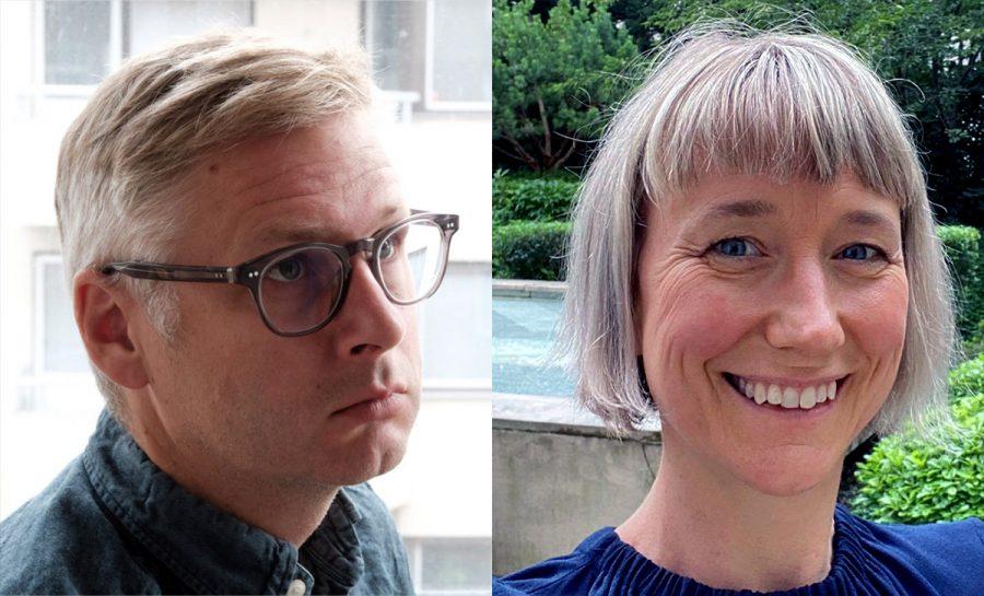 Martin Stensjö och Magdalena Emreus (privata foton)