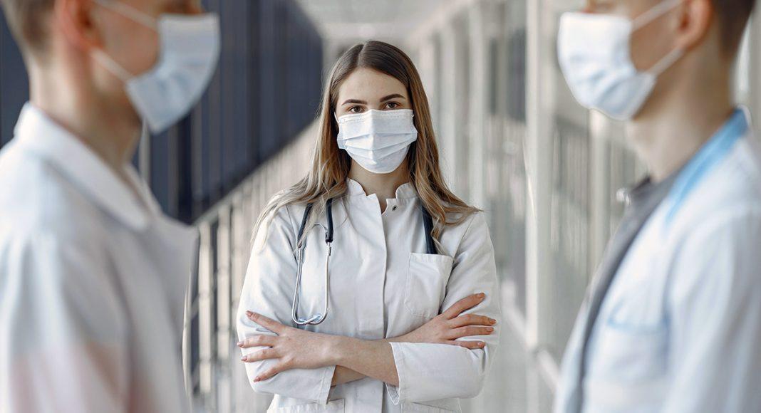 Temabild: Sjuksköterska. Foto: Gustavo Fring. Licens: Pexels.com
