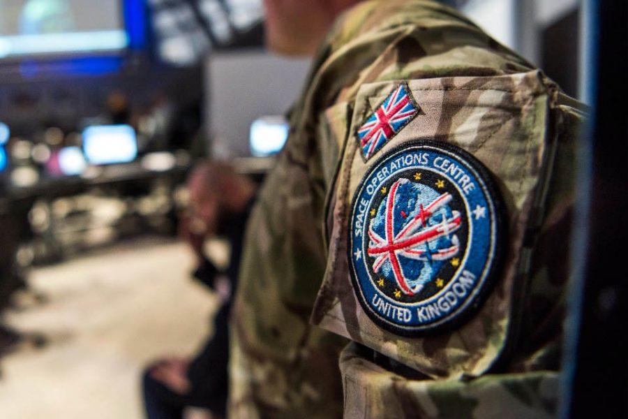 UK Space Operations Centre har koll på rymdterrorism. Pressfoto: Gov.uk