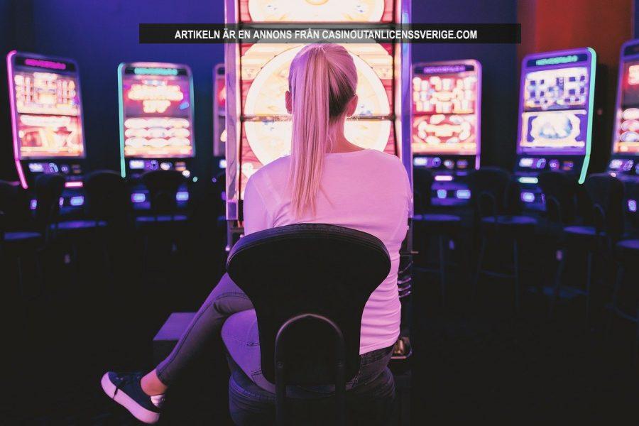 Fördelar och risker med casino utan svensk licens.