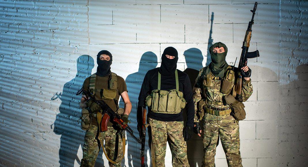 Temabild: terrorister. Foto: Pressmaster. Licens: Envato.com