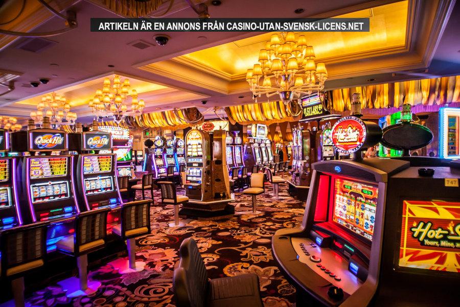 Casino. Foto: Kvnga Licens: Unsplash