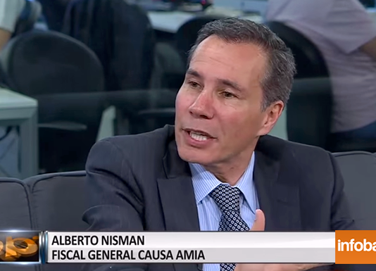 Alberto Nisman Interview 2013 by INFOBAE