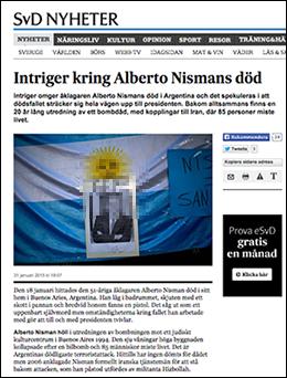 Alberto Nisman SVD