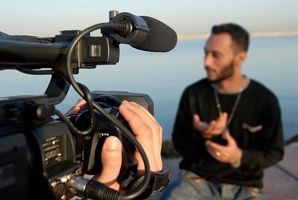 Filmare kamera dokumentär