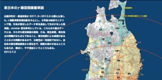 Fukushima - Source : Japanese government