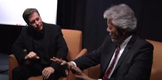 George Knapp intervjuar Bob Lazar 2015