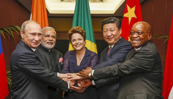 BRICS heads of State - Wikimedia Commons